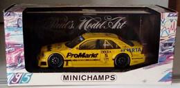 MINICHAMPS - AMG MERCEDES C-KLASSE DTM 1995 (Team ZAKSPEED) - 1/43 - Minichamps