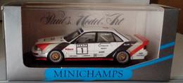 MINICHAMPS - AUDI V8 QUATTRO EVO (Team SMS) - 1/43 - Minichamps