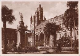 Palermo Cattedrale Statua Santa Rosalia Fg - Palermo