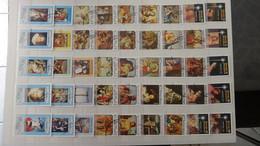 V93 Collection Des Iles Caraïbes En Timbres ** Et Oblitérés. A Saisir!!! - Verzamelingen (in Albums)