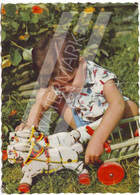 GERMANY DDR 1959 VINTAGE / BOY WITH HORSES / Used - Andere