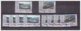Antillen / Antilles 1989 X5 Cruise Ship Harbour St Maarten Used - Curacao, Netherlands Antilles, Aruba