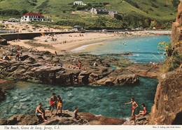 Thebeach, Greve De Lecq, Jersey, C.I. - Jersey