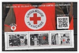 France 2019 Bloc F5350 Neuf Croix Rouge Prix De La Poste +10% - Neufs