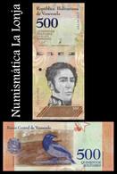 Venezuela 500 Bolívares 18.05.2018 Pick 108b SC UNC - Venezuela