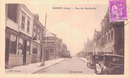 02 - HIRSON / RUE DE CHARLEVILLE - Hirson
