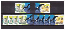 Antillen / Antilles 1995 X5 200 Year Slavery Rebellion Used - Curacao, Netherlands Antilles, Aruba