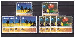 Antillen / Antilles 1995 X5 Christmas Camel Used - Curacao, Netherlands Antilles, Aruba