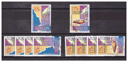 Antillen / Antilles 1996 X5 100 Year Radio Communication Used - Curacao, Netherlands Antilles, Aruba