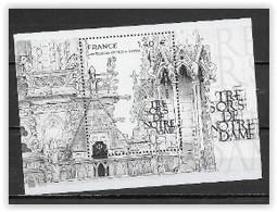 France 2020 Bloc Neuf Trésor De Notre Dame Faciale +15% - Mint/Hinged