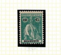 MOZAMBIQUE STAMP - 1922 CERES P.LISO Perf:12X11½ Md#240 MH (LMZ#60) - Mozambique