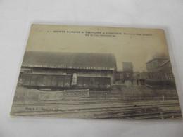 Eppeville Ham ,société Hamoise De Tréfilerie Et Clouterie - Other Municipalities