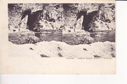 JPN11  --  JAPAN  --  CAVE, GROTTA  --  BENTEN V ENOSHIMA  --  STEREO CARD - Non Classificati