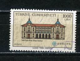 TURQUIE - EUROPA - N° Yvert 2635 Obli. - Gebraucht