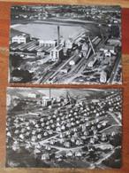 Ensisheim .2 Vues Aerienne De La Mine De Ste Therese - Autres Communes