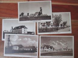 Ensisheim   Lot De 6 Cartes  Des Mines  Ste Therese - Autres Communes