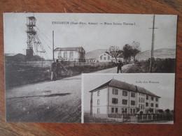 Ensisheim  . Mines Ste Therese  I  Et Asile Des Mineurs - Autres Communes