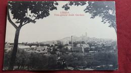 CPA LERIDA VISTA GENERAL DESDE GARDENY  COL URRIZA - Lérida