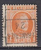 3276 Voorafstempeling Op Nr 190 - FRAMERIES 24 - Positie D (zie Opm) - Roller Precancels 1920-29