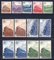 FRANKREICH, Postpaketmarken 1941, Postfrisch ** - Mint/Hinged