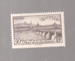 """FRANCE / 1939 / Y&T N° 450 ** : """"Touristique"""" (Lyon : Pont De La Guillotière - Rhône) X 1 - Nuovi"""