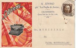 Tematica - Pubblicitari - Olivetti - - Advertising