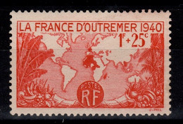 YV 453 N** France D'Outre-mer Cote 3,50 Euros - Nuovi
