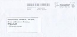 BRD / Bund Talheim RegioMail Heilbronn - Stempel 2021 Taube Bmk - Steinbrucbetriebe - Private & Local Mails