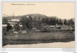 MEMBRE ..-- GARE Du VICINAL . RR . 1924 Vers MEAUX ( Mme HERVE ) . Voir Verso . - Vresse-sur-Semois