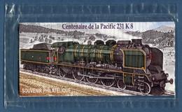 ⭐ France - Bloc Souvenir - YT N° 68 - Centenaire De La Pacific 231 K 8 - Sous Blister - 2012 ⭐ - Souvenir Blocks