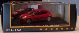 ELIGOR - RENAULT CLIO 2005 (Rouge) - 1/43 - Eligor