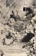 D24  LES EYZIES  Fouilles O.Hauser 1911  Laugerie Intermédiaire  ....... Carte Peu Courante - Sonstige Gemeinden