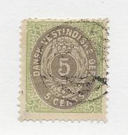 23809 ) Danish West Indies 1874 - Deens West-Indië