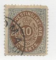 23818 ) Danish West Indies 1874 - Deens West-Indië