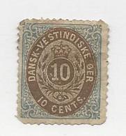23820 ) Danish West Indies 1874 - Deens West-Indië