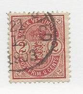 23830 ) Danish West Indies 1903 - Deens West-Indië