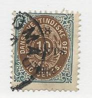 23833 ) Danish West Indies 1902 - Deens West-Indië