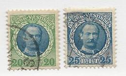 23839 ) Danish West Indies 1905 - Deens West-Indië