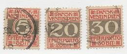 23843 ) Danish West Indies 1905 - Deens West-Indië