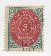 23844 ) Danish West Indies 1874 - Deens West-Indië