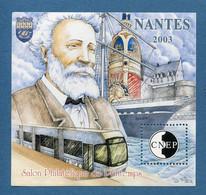 ⭐ France - Bloc Souvenir CNEP - YT N° 38 ** - Neuf Sans Charnière - 2003 ⭐ - CNEP