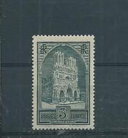 FRANCE - Cathédrale De REIMS N° 259 Neufs  Légère Trace De Charnière (côte77€) - Nuovi