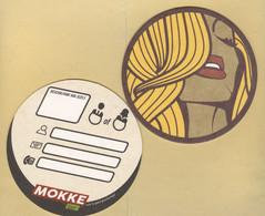 1 S/b Bière Mokke (R/V) - Portavasos
