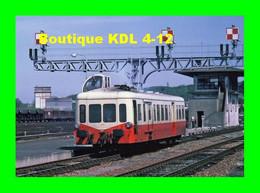 ACACF 482 - Autorail Picasso X 3835 En Gare - SAINTES - Charente Maritime - SNCF - Treni
