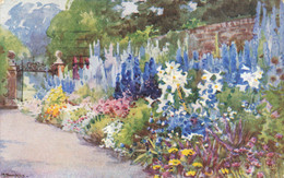 R583547 Kew Gardens In Summertime. Tuck. Oilette. Postcard No. 3013. M. Townsend. 1934 - Mondo