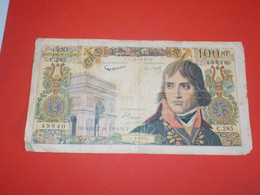 Billet 100 Francs - 100 NF 1959-1964 ''Bonaparte''