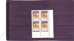 N° 1230A -0,05 Blason D'ORAN - A De A+B - 1° Tirage Du 20.9.60 Au 4.11.60 - 22.09.1960 - - 1950-1959