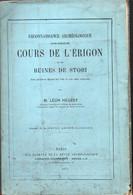 Stobi (Macédoine) Reconnaissance Archéologique Du Cours De L'Erigon.1873  (M2355) - Archeology