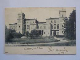Gruss Aus Görz,un Saluto Da Gorizia,villa Perco,,verlag.Ant.Jeretic.Görz,carte Postale Ancienne 1890-1910 - Gorizia