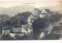 FORT DE PIERRE-CHATEL  . CARTE NON ECRITE - Other Municipalities